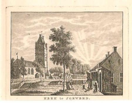 JORWERD: Kerk.