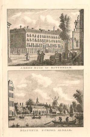 ROTTERDAM. Armenhuis en Diaconieschool
