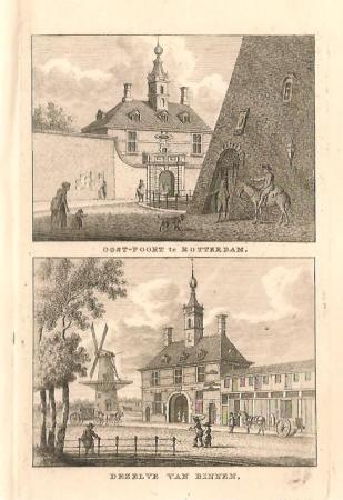 ROTTERDAM. Oostpoort