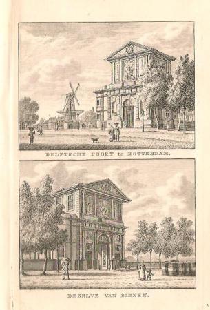 ROTTERDAM. Delftse Poort