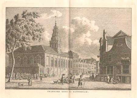 ROTTERDAM. Franse Kerk