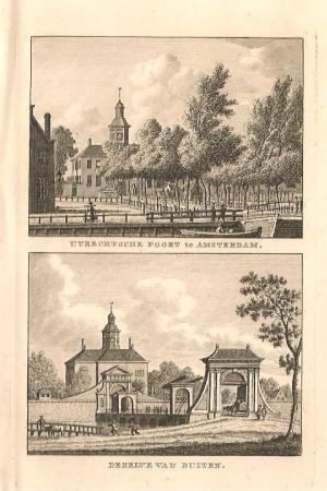 AMSTERDAM. Utrechtse Poort