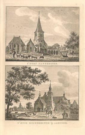 PANNERDEN en ARNHEM (Meinerswijk).