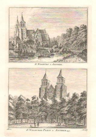 ARNHEM. Walburg