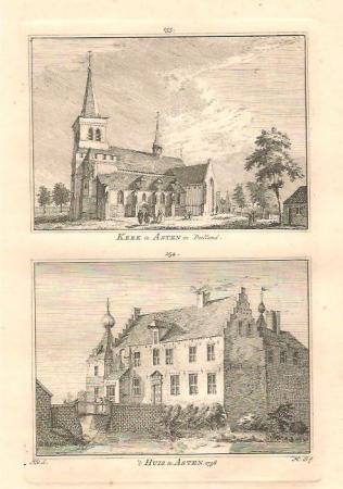 ASTEN. Kerk en Huis.