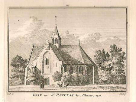 SINT PANCRAS. Kerk.