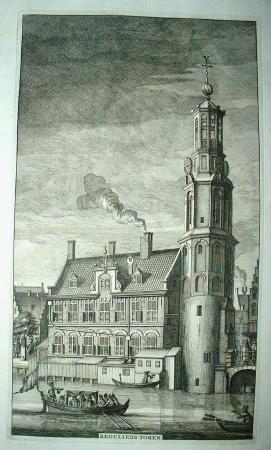 AMSTERDAM. Munttoren