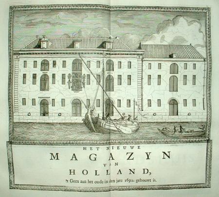 DELFT. 'Het Nieuwe Magazyn van Holland'