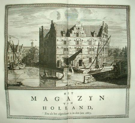 DELFT. 'Het Magazyn van Holland'