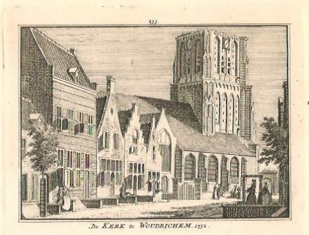 WOUDRICHEM. Kerk.