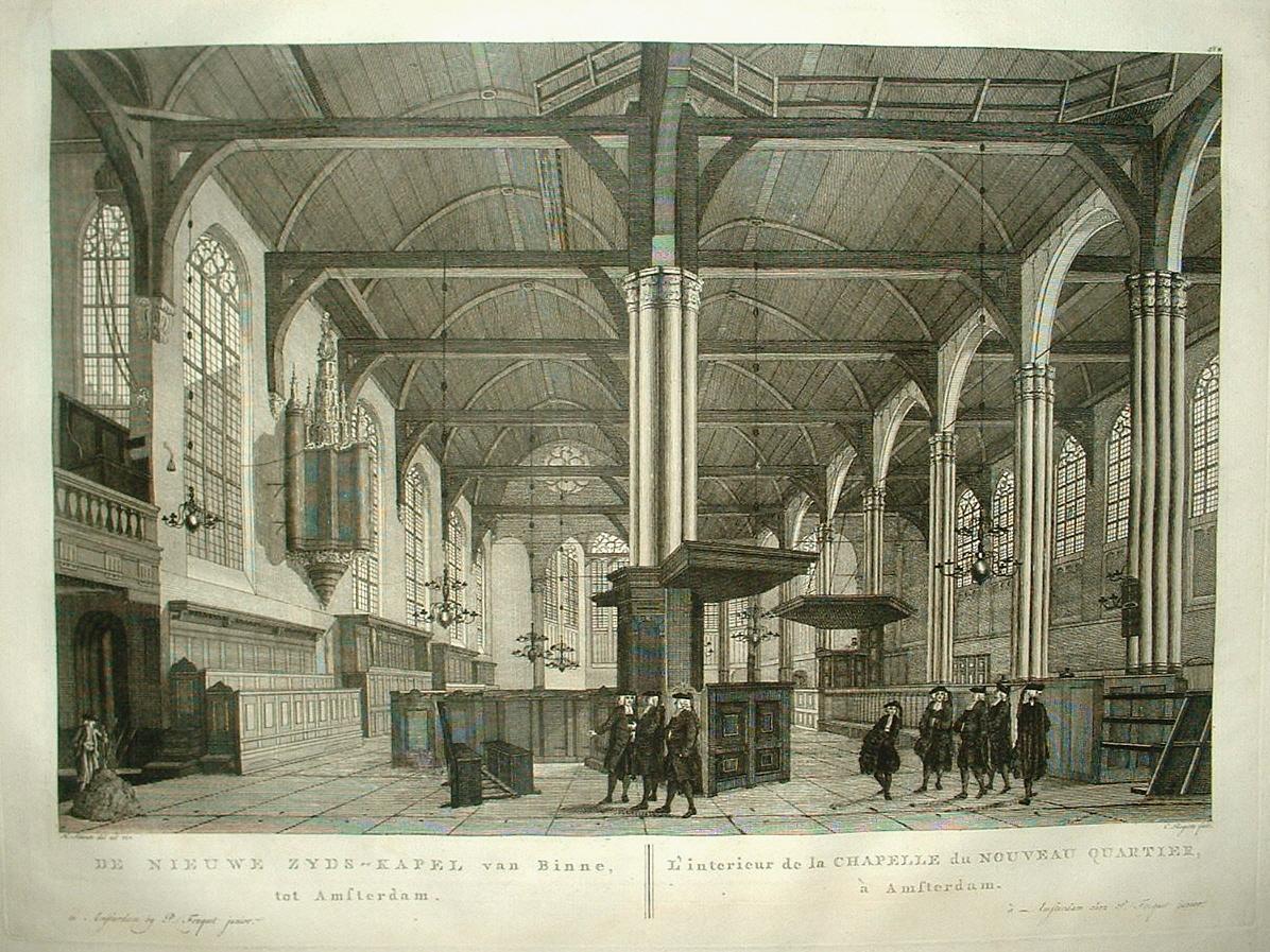 Amsterdam nieuwezijds kapel interieur p fouquet 1783 for Interieur amsterdam