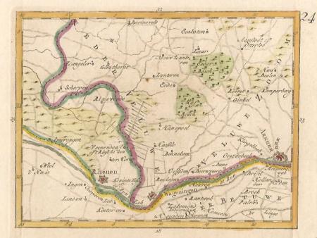 GELDERLAND: Gelderse Vallei / Veluwezoom