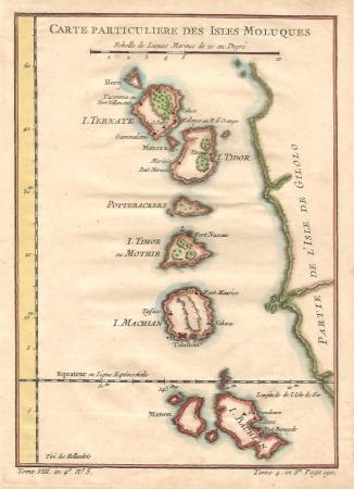 INDONESIË: Molukken.