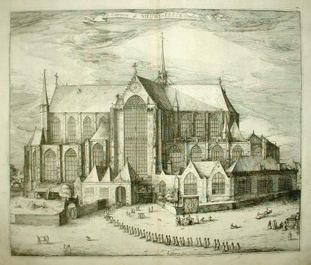 AMSTERDAM. Nieuwe Kerk.
