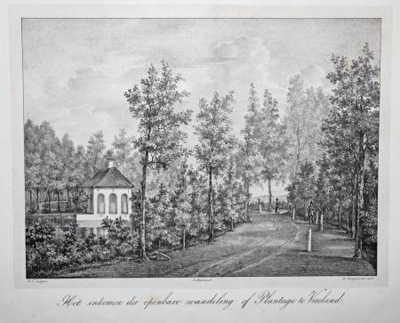 VREELAND. Plantage te Vreeland
