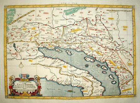 Balkan, Noord-Italië.