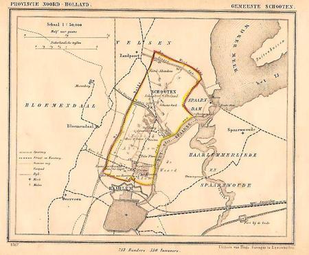 SCHOOTEN (Haarlem-Noord)