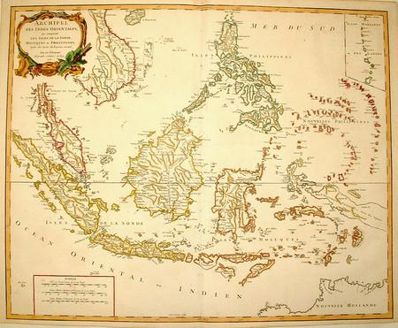 Indonesia, Malaysia, Philippines.