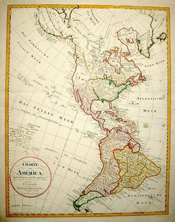 America: North and South America
