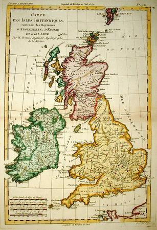Verenigd Koninkrijk en Ierland.