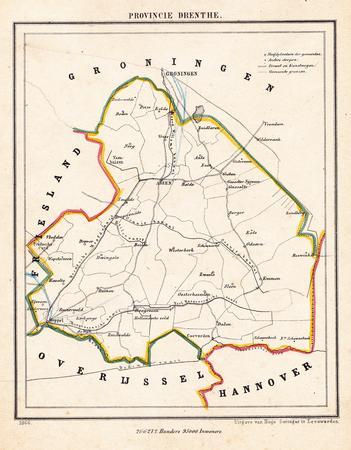 Drenthe. Province
