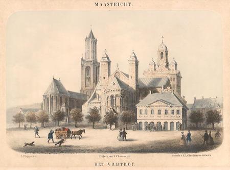 Maastricht. Vrijthof