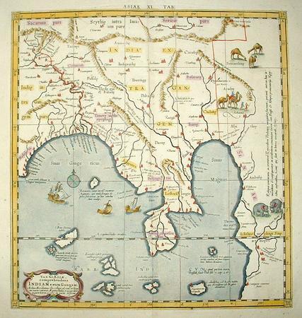 AZIË: Zuidoost-Azië.
