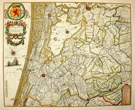 HOLLAND: Rijnland en Amstelland.
