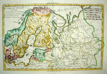Europa. Noord-Europa.