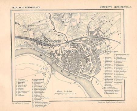 Arnhem. City