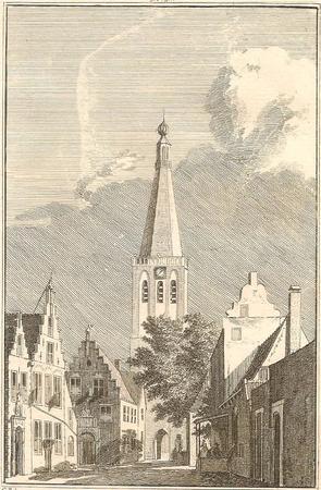Medemblik. Westerkerk.