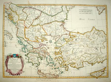 Turkey. Greece. Balkans.