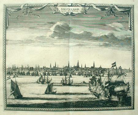 Amsterdam. View