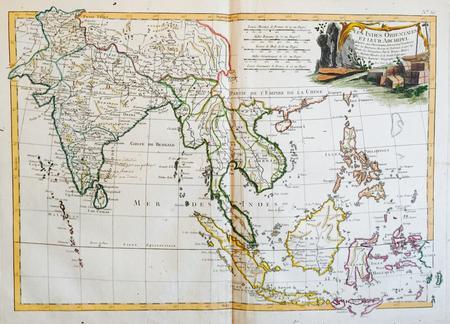 Zuidoost-Azië. India, Maleisië, Indonesië