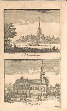 Rijnsburg en Hillegom