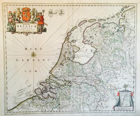 Netherlands. Seven United Provinces