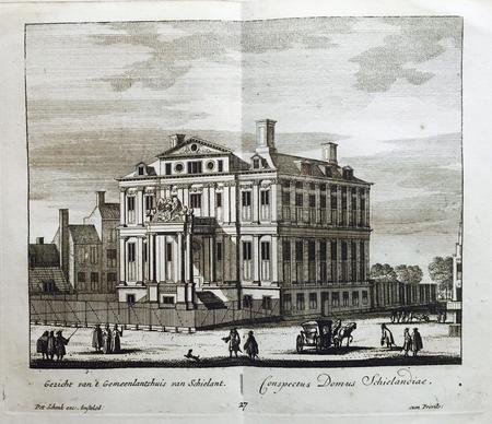 Rotterdam. Schielandshuis.
