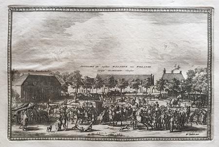 Delft. Paardenmarkt. Voormalig Artilleriemagazijn.