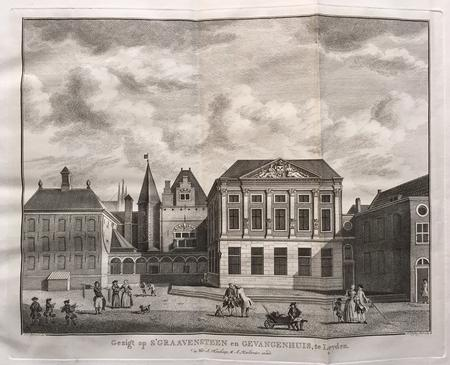 Leiden. Gravensteen