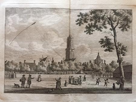 Utrecht. Vredenburg