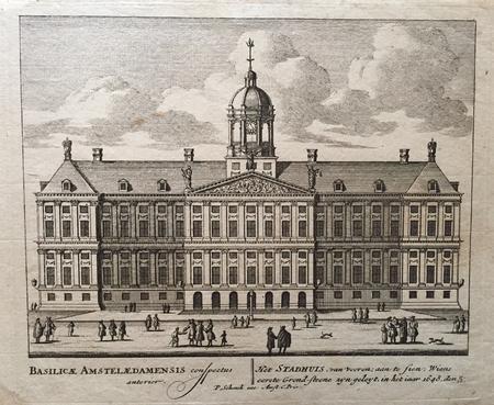 Amsterdam. Royal Palace
