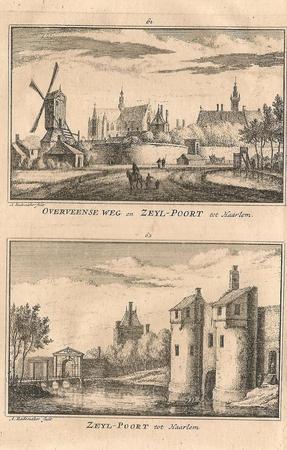 Haarlem - Zijlpoort.