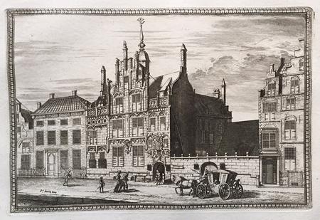 Delft. Gemeenlandshuis