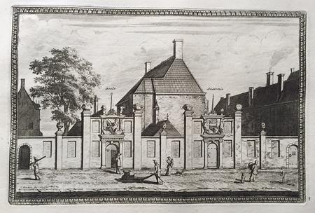 Delft. Convent