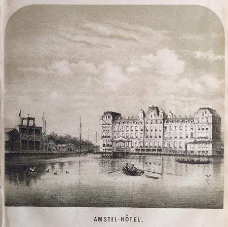 Amsterdam. Amstel Hotel.