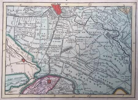 Utrecht. Regio Utrecht / Nieuwegein / Bunnik