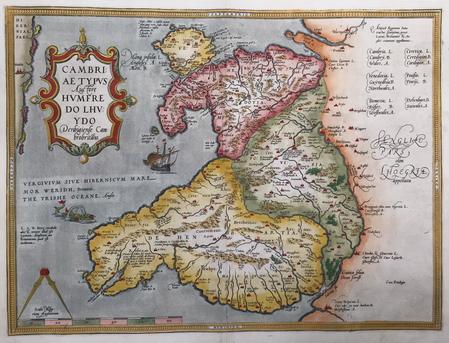 Groot Brittannië. Wales.