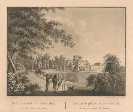 Soestdijk (Baarn). Paleis Soestdijk.