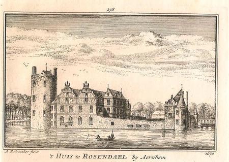 Rozendaal, Landgoed Rosendael.