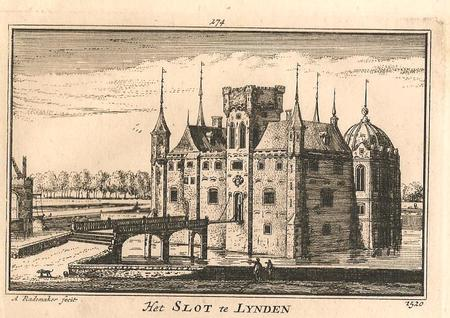 Kesteren, Slot Lynden.